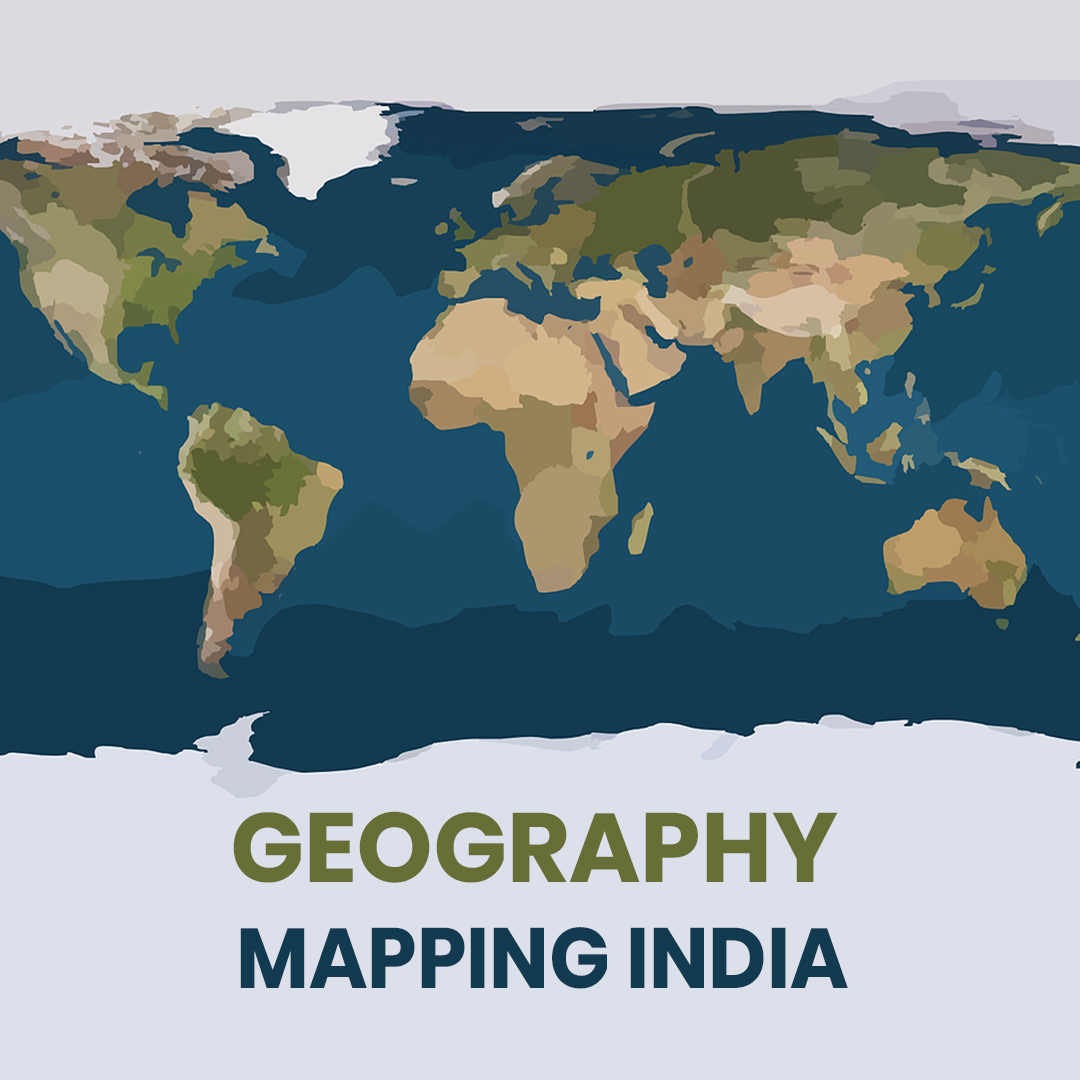 Geography: Mapping India