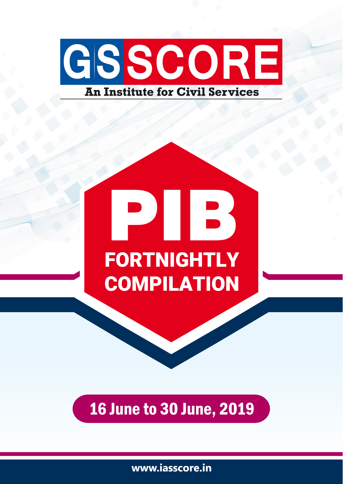 PIB Compilation - 16th June to 30th June