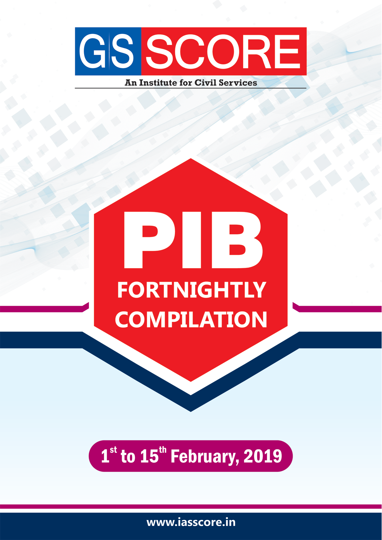 PIB Compilation - 1st February to 15th February