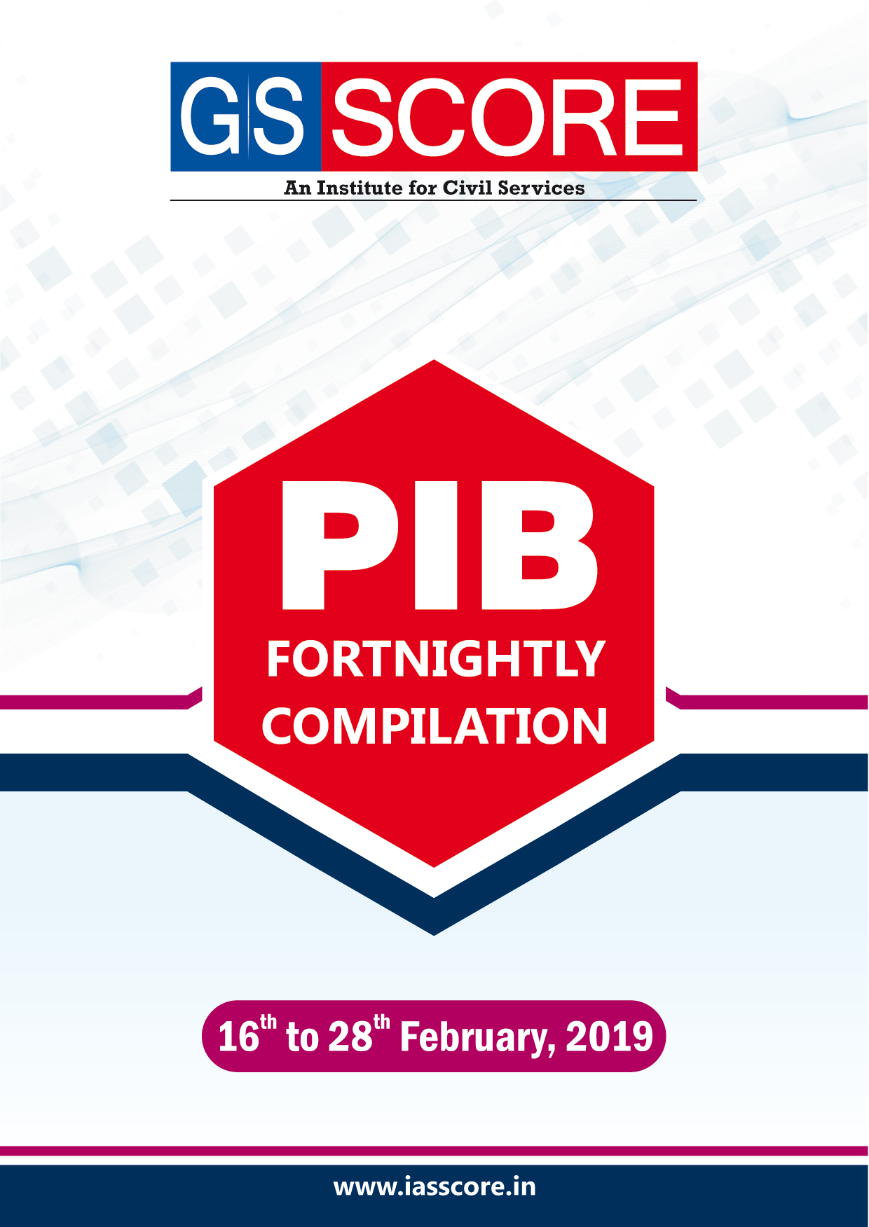 PIB Compilation - 16th February to 28th February