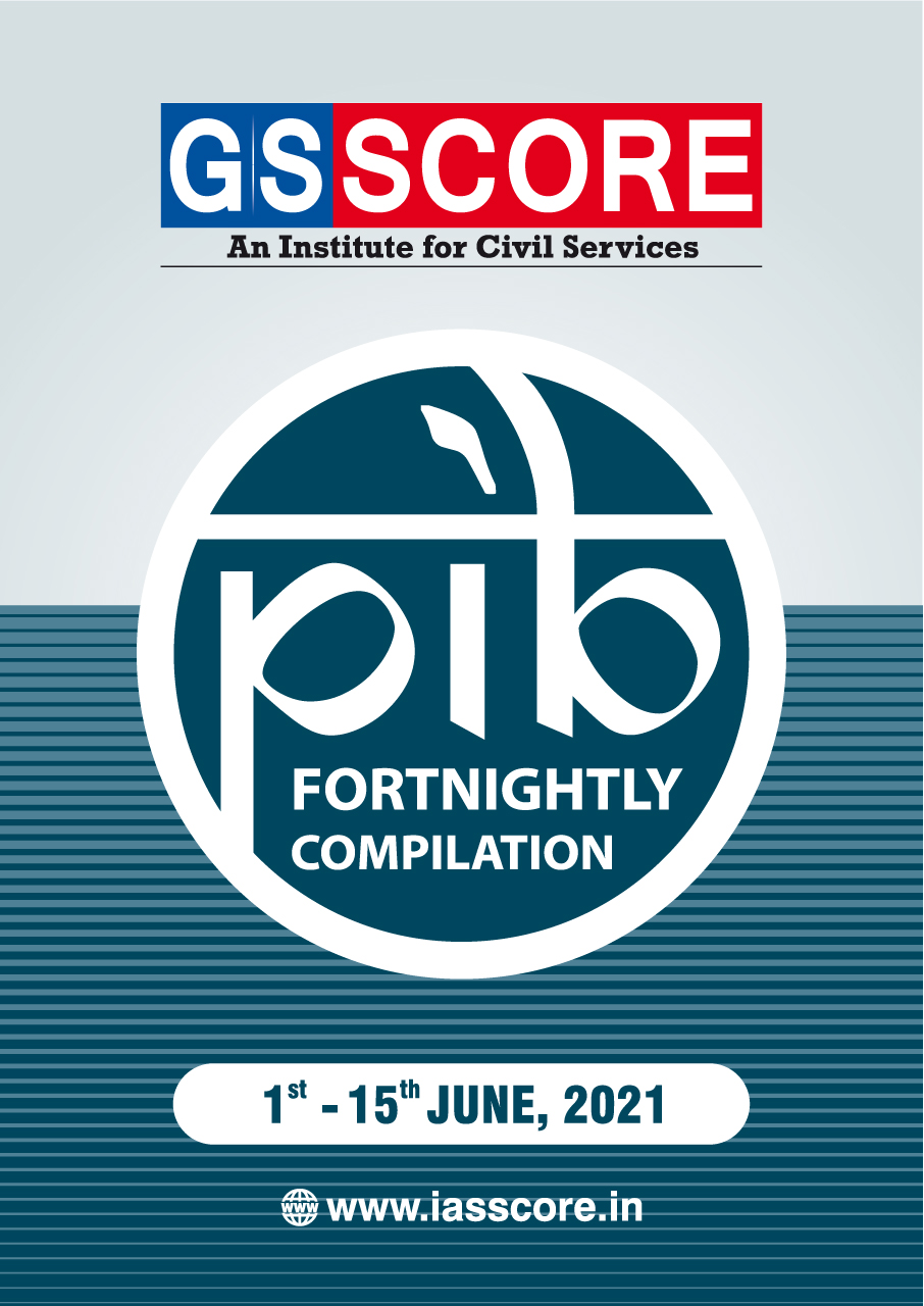 PIB Compilation 16-31 March, 2021