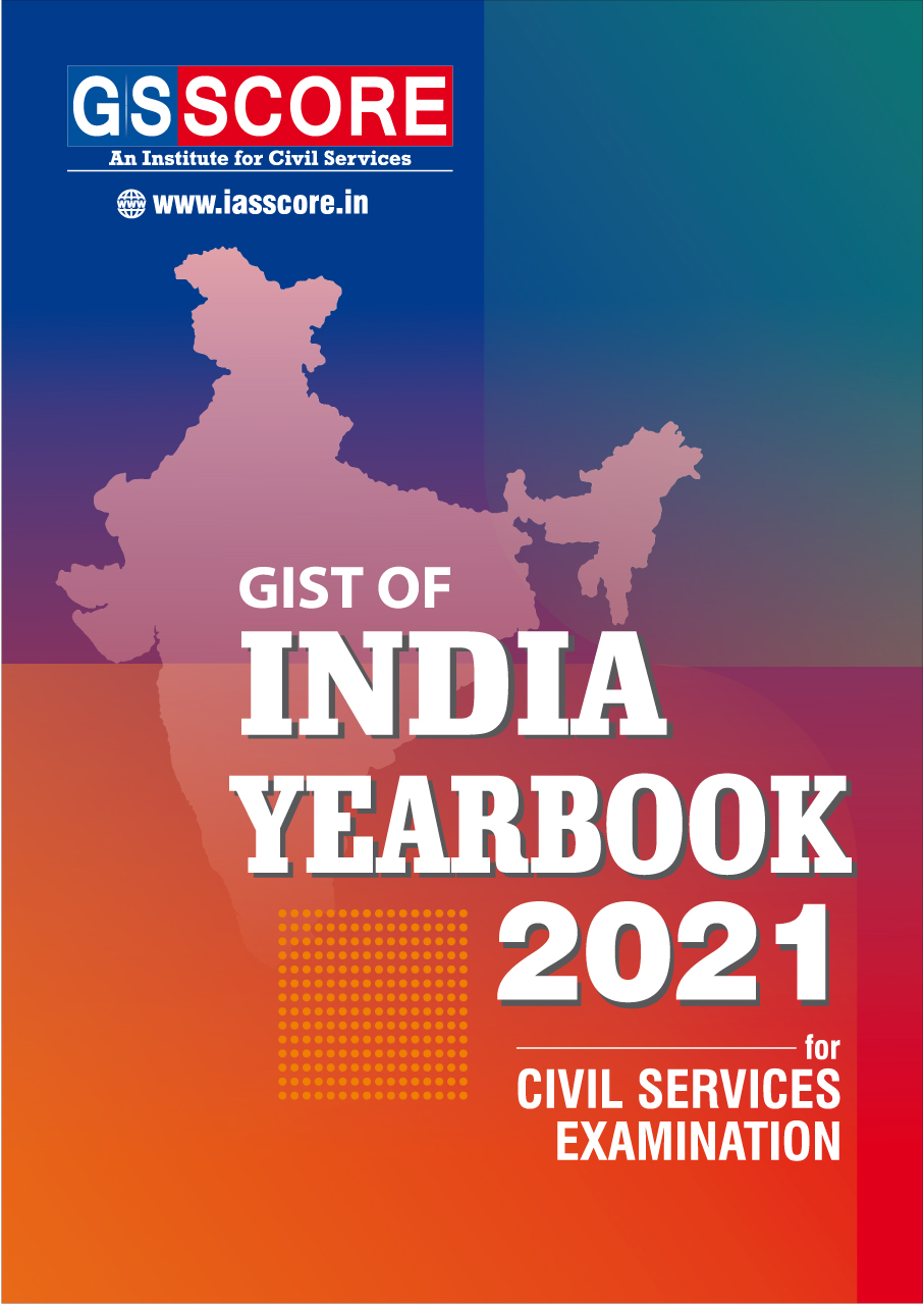 Gist of India Year Book 2021 for UPSC Exam