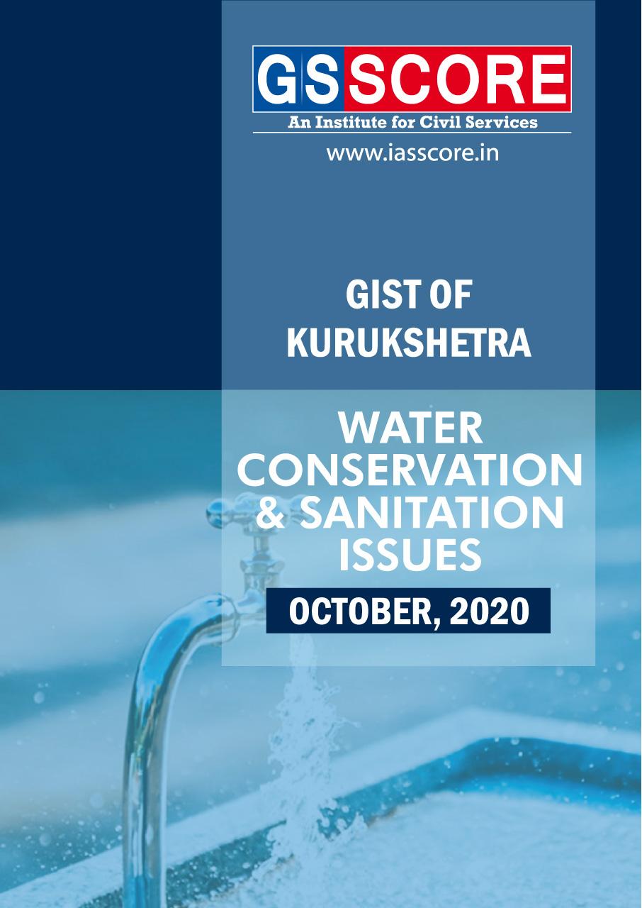 Gist of Kurukshetra :- October 2020