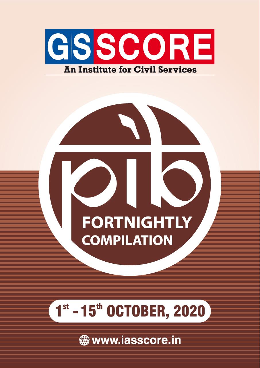 PIB Compilation 1-15 October, 2020