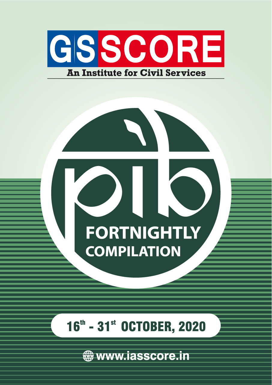 PIB Compilation 16-30 October, 2020