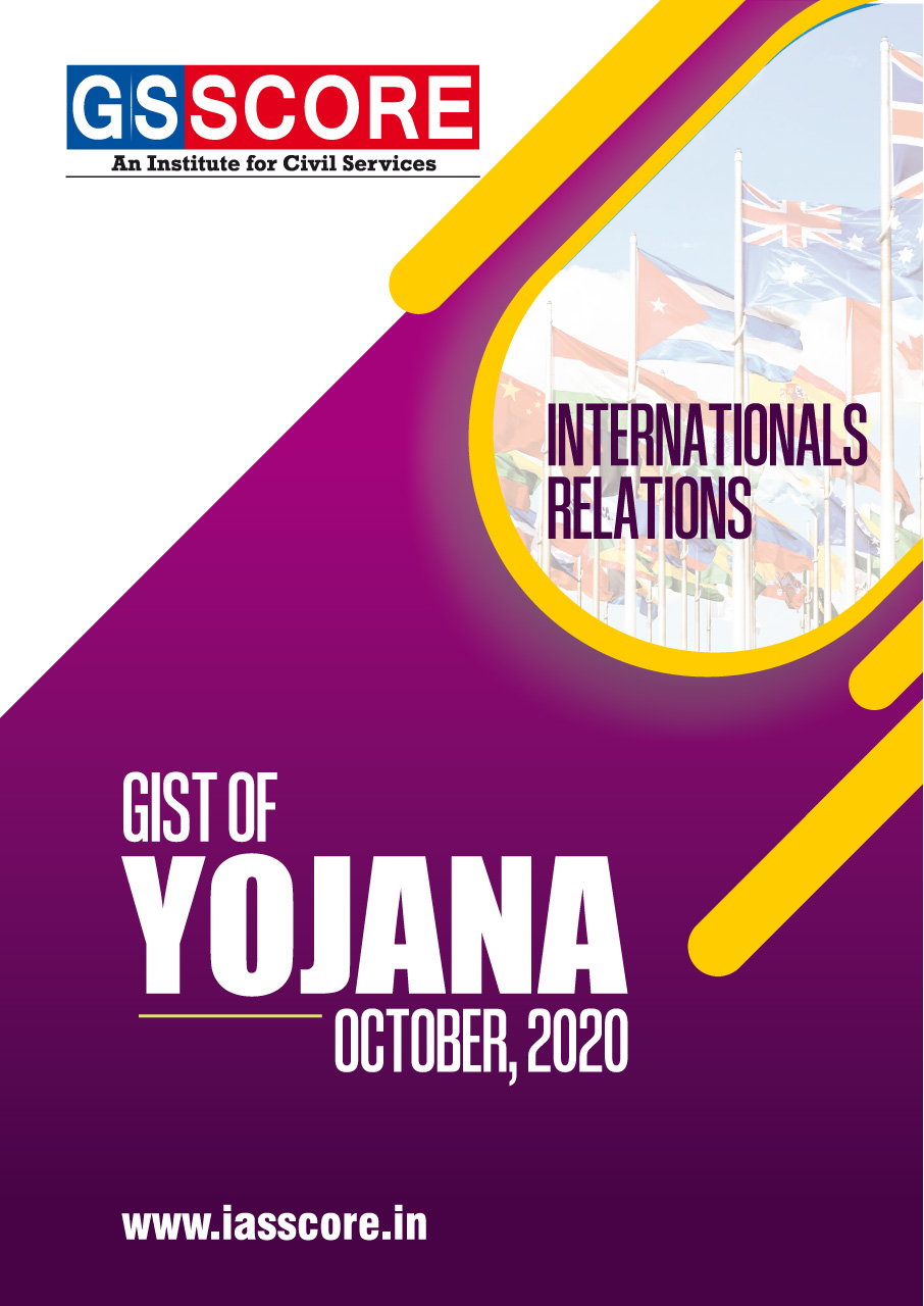 Gist of YOJANA : - October Month 2020
