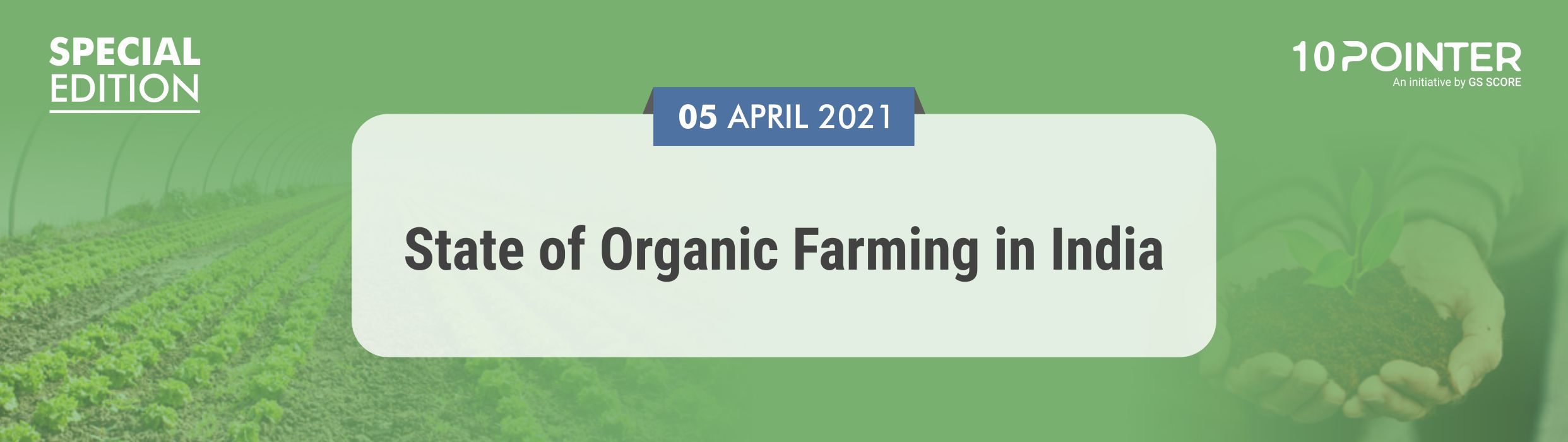 State of Organic Farming in India