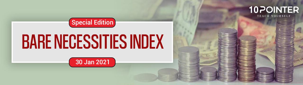 Bare Necessities Index