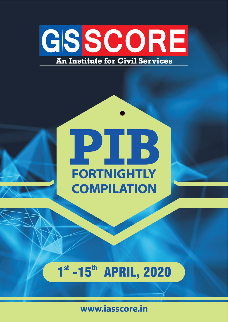 PIB Compilation - 1st- 15th April 2020