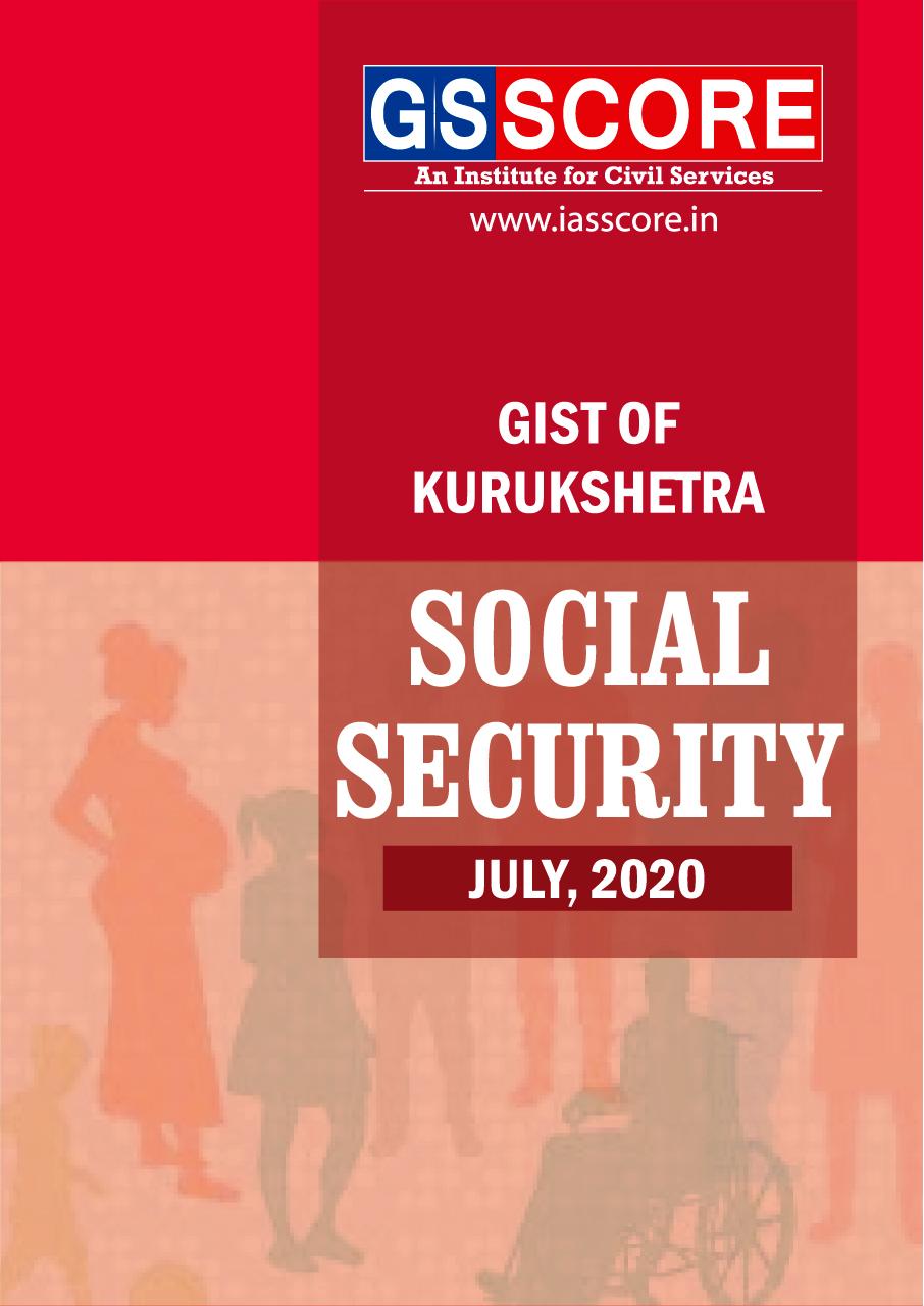 Gist of Kurukshetra- July Month