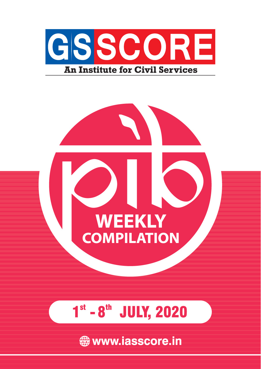 PIB Compilation - 1st- 8th July 2020