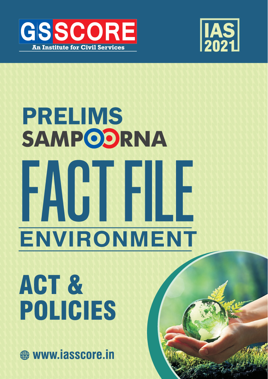 Fact File: Environment Act & Policies