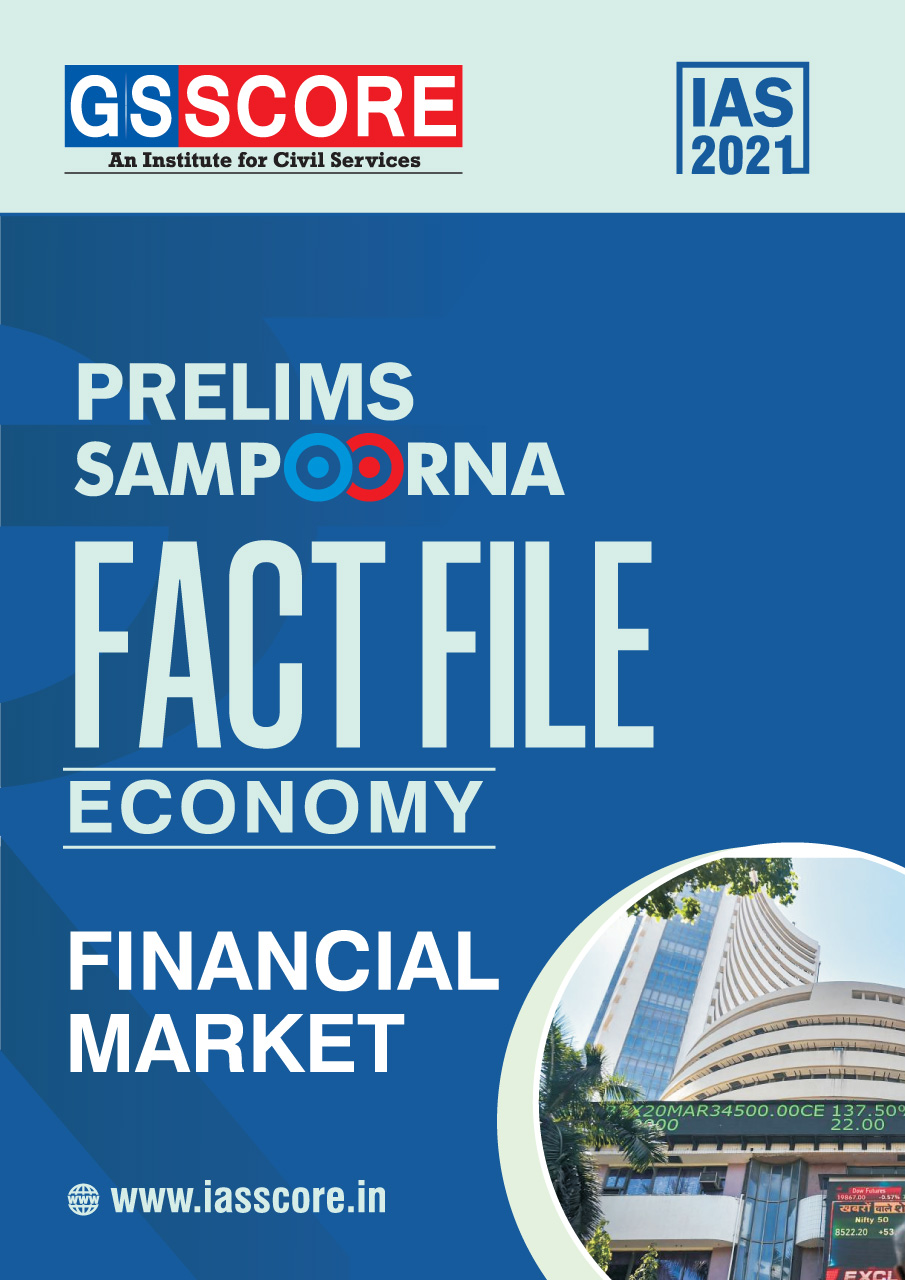 Fact File :ECONOMY: Financial Market