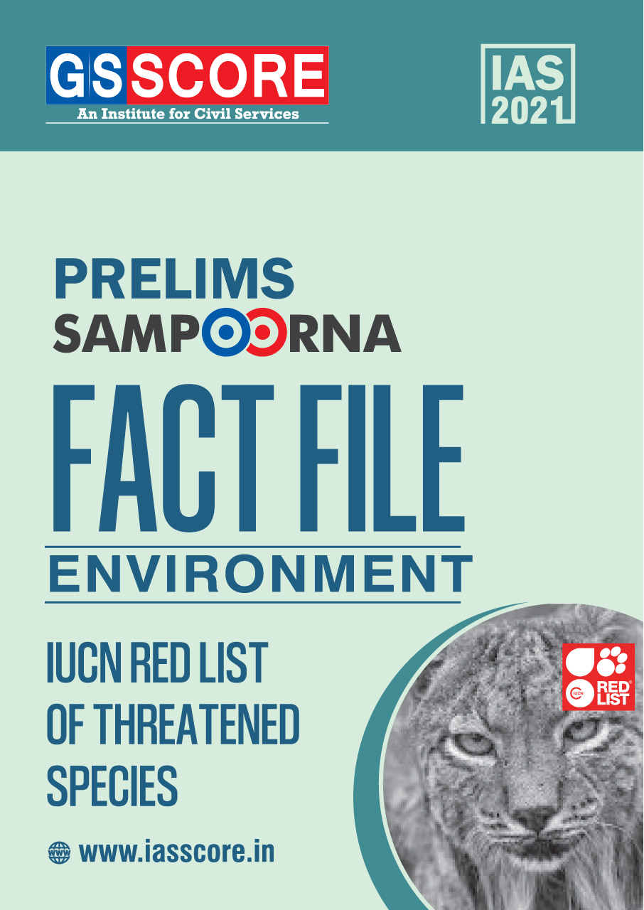 Fact File: Environment - IUCN Red List Of Threatened Species