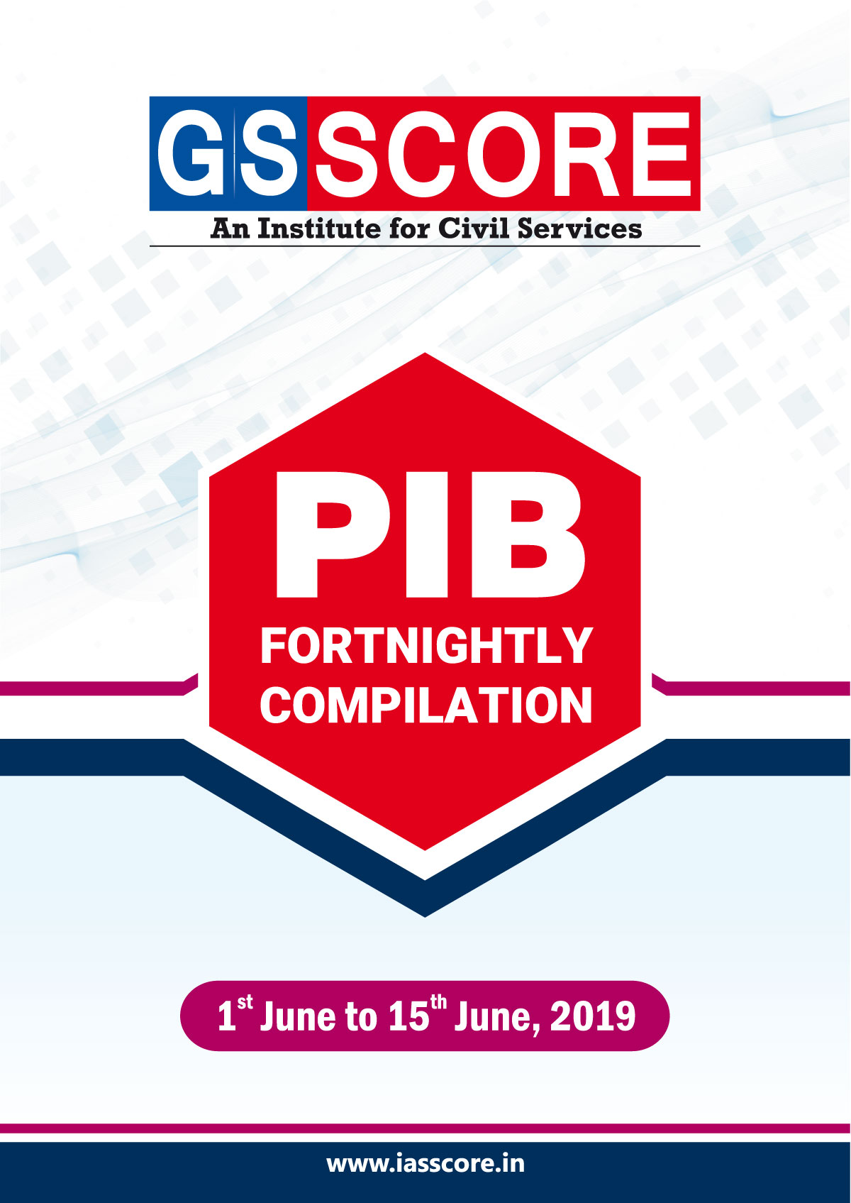PIB Compilation - 1st June to 15th June